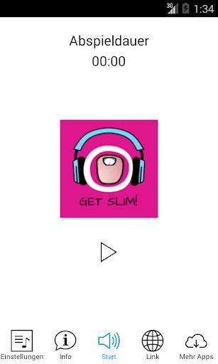 玩免費健康APP|下載Get Slim! Hypnose app不用錢|硬是要APP