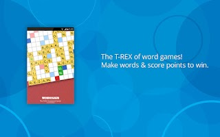 Screenshot of Wordosaur - Word Building Game