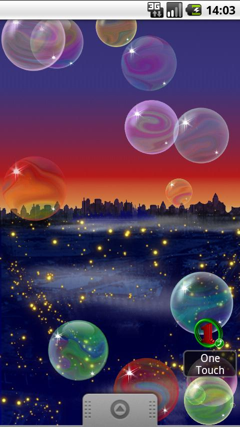 Nicky Bubbles Live Wallpaper - screenshot