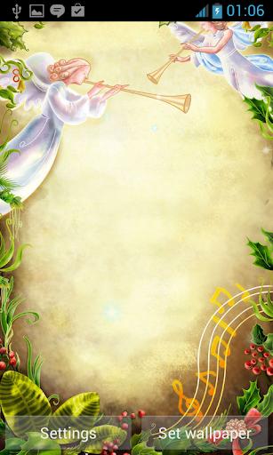 God Live Wallpaper 4.0 screenshots 4