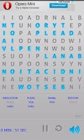 Screenshot of WordSearch Puzzle Free