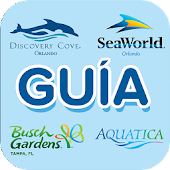 Guía SeaWorld Parks (Español)
