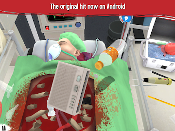 Surgeon Simulator Screenshot 1