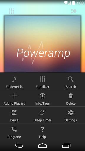 Skin for Poweramp KK/JB/ICS  screenshots 5