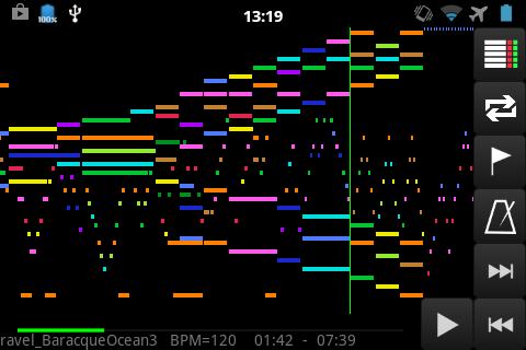 MIDI Voyager Karaoke Player