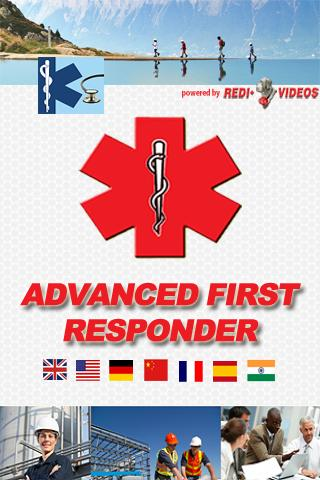 Advanced First Responder