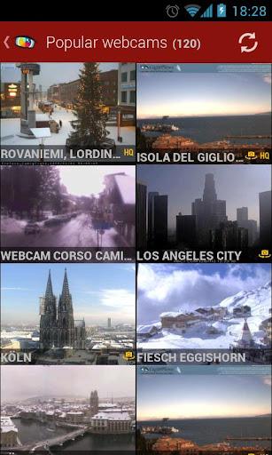 Worldscope Webcams  screenshots 2