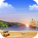 Pirates Island Tower Mahjong icon