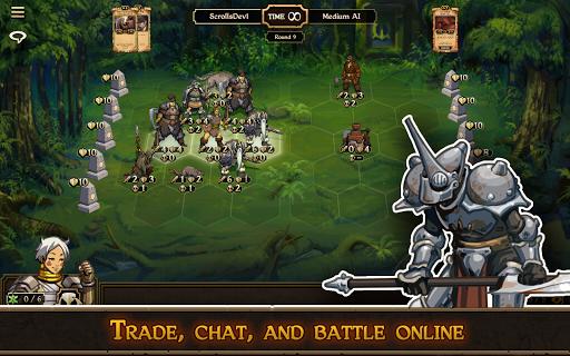Scrolls  gameplay | by HackJr.Pw 3
