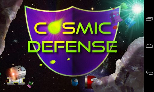 Cosmic Defense