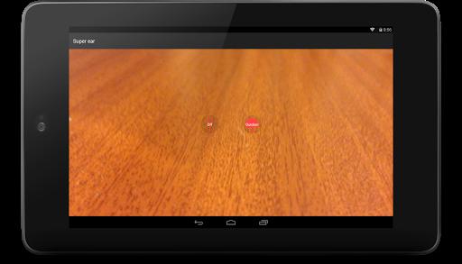 Super Ear 1.7.2 screenshots 2