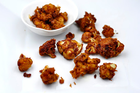 CRISPY FRIED CAULIFLOWER 65