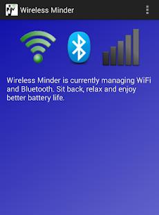 Wireless Minder - screenshot thumbnail