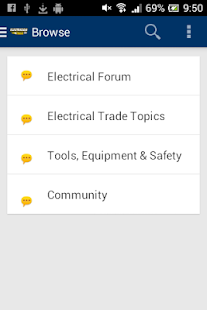 Electrician Talk- screenshot thumbnail