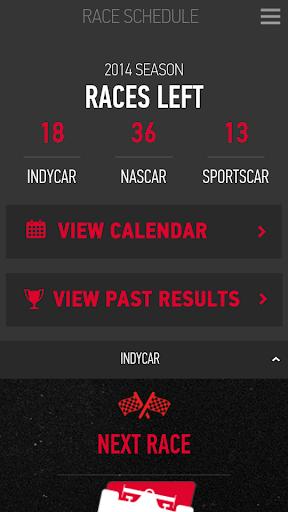 【免費運動App】Chip Ganassi Racing Teams-APP點子