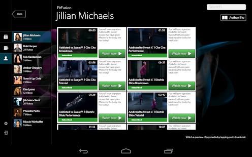FitFusion - screenshot thumbnail