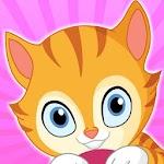 kitty cat games for kids girls