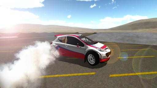 Tuning Street Rally Car