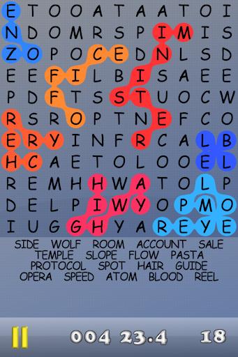 Word Search 3.8.9 screenshots 3