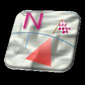 GeoCompass GPS Map Compass