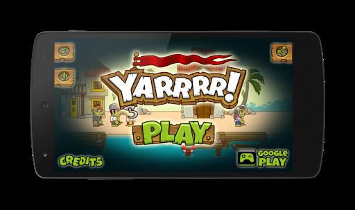 Yarrrr Pirates vs Zombies