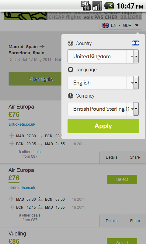 find airline tickets cheap