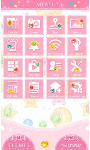 charmystar&lovelyheart Theme 1.0 Windows u7528 3