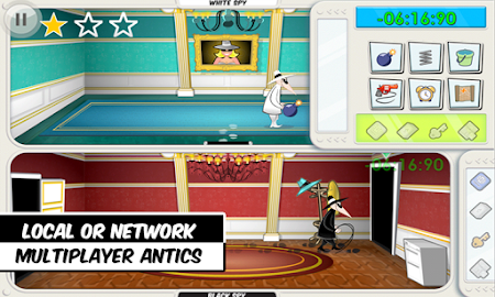 Spy vs Spy Screenshot 4