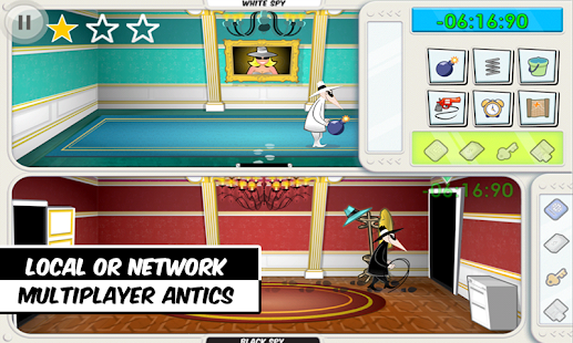 Spy vs Spy Screenshot 21