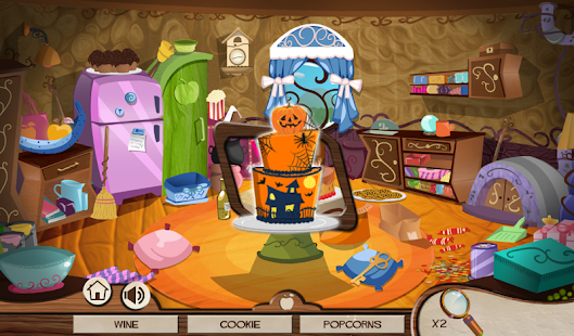 Halloween Party Hidden Objects- screenshot thumbnail