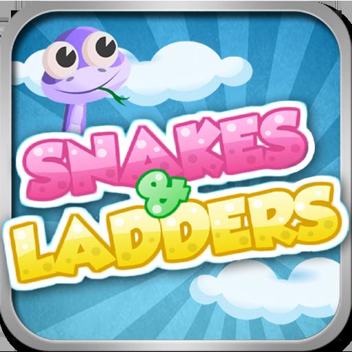 街機必備App|Snakes and Ladder Unlimited LOGO-綠色工廠好玩App