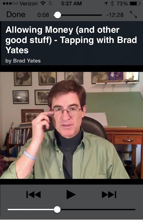 Tap with Brad- screenshot