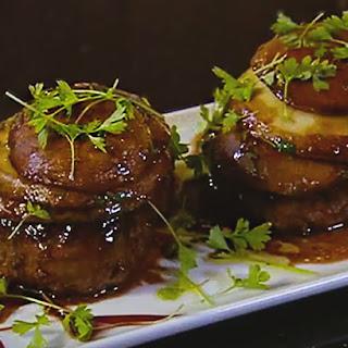 Fillet Steak With Mushrooms