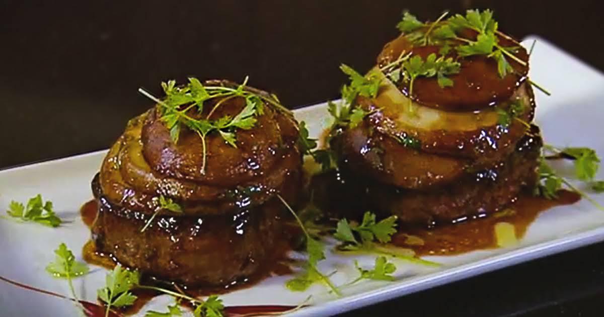 10 Best Chicken Fillet With Mushrooms Recipes