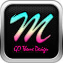 M.lucia Go Launcher EX Theme icon