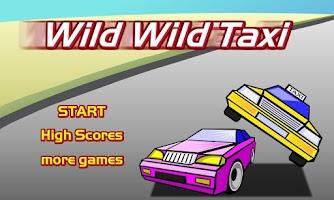 Screenshot of Wild Wild Taxi Free