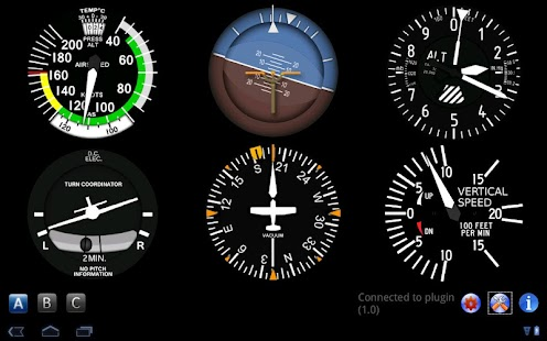 Flight Sim Remote Panel- screenshot thumbnail