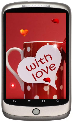 Romantic Story live wallpaper