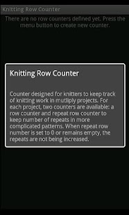 Knitting Counter- screenshot thumbnail