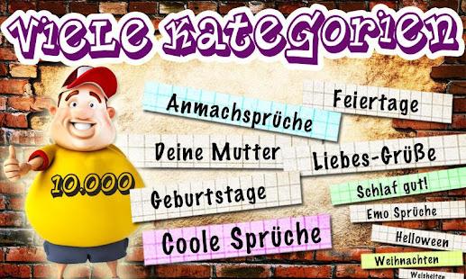 10.000 Sprüche, Witze & Zitate – Apps on Google Play