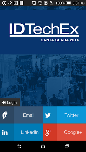 IDTechEx USA 2014