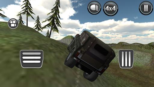 Car Off Road Trials 3D Pro
