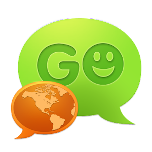 GO SMS Pro Denmark language