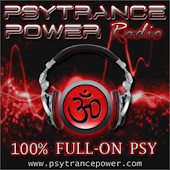 PsyTrance Power radio