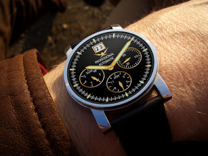 A29 WatchFace for Android Wear- screenshot thumbnail