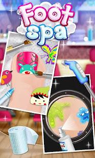 Foot spa kids games apps on google play screenshot image solutioingenieria Gallery
