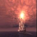 3D Pirate Ship icon