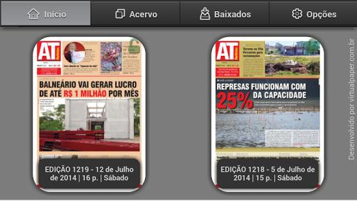 Jornal Alto Tietê Notícias