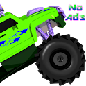 Monster Truck Mayhem (no ads) icon