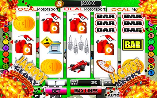 Racing Airborne Casino Slots